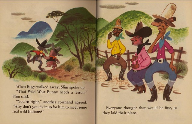 Bugs Bunny & the Indians005
