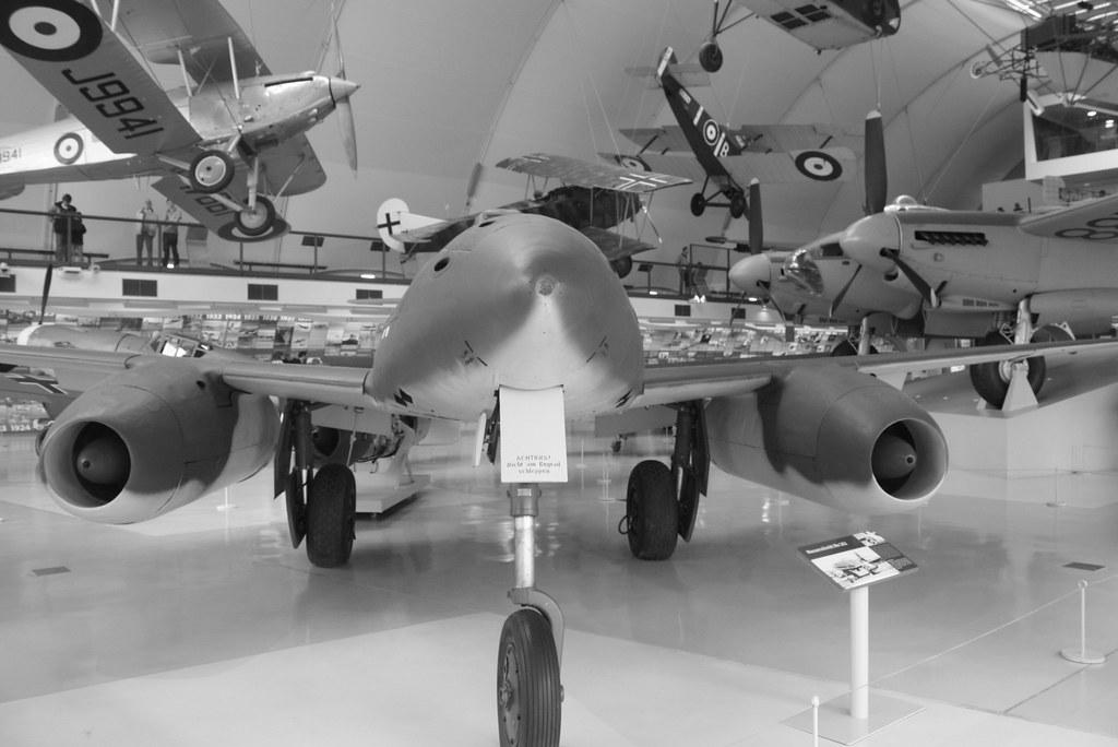 Messerschmitt Me 262A-2a Schwalbe (Swallow)