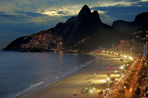 uma cidade tão linda ...