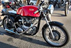 norton classics triumph british motor motorbikes triton cycles