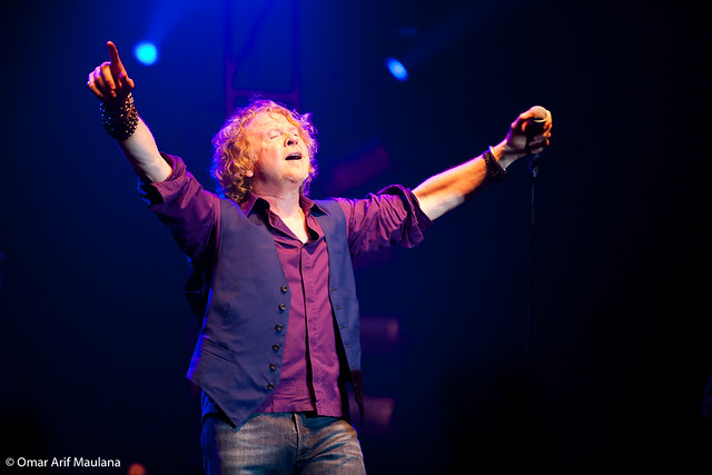 Simply Red at Soulnation 2010-20