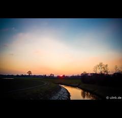 _berkel_sunset (l--o-o--kin thru) Tags: vreden berkel saison 2011 radelnvredenbenulicyclingsaison2011