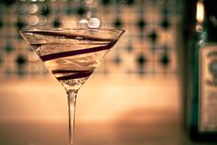 110|365 - the martini (Jessica L Wyatt) Tags: drink bokeh martini 365 gin