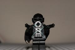 The Phantom (amatie) Tags: lego suit hazmat magnum brickarms postapoc