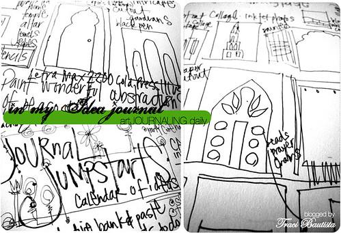 snapshots of workshop ideas