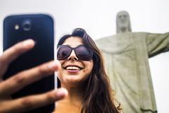 V A L E (® Random stuff) Tags: brasil brazil selfie cristoredentor corcovado riodejaneiro rio