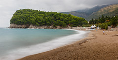 Lucice (*Hairbear) Tags: longexposure summer beach lucice water slow montenegro smooth europe holiday waves