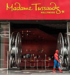 Spiderman is homecoming (mathieuo1) Tags: vert spider spiderman usa la losangeles hollywood hollywoodboulvard movie madamtussauds street streetphotography fun awesome great hillarous moment cinema museum iconic composition star look discover explore imagination travel inside moviestar nikon dlsr story mathieuo