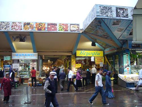 P1040982 Ankara, marché Tarihi Yeni Hal