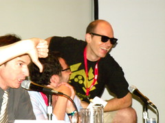 Rob Huebel and Paul Scheer (Children's Hospital)