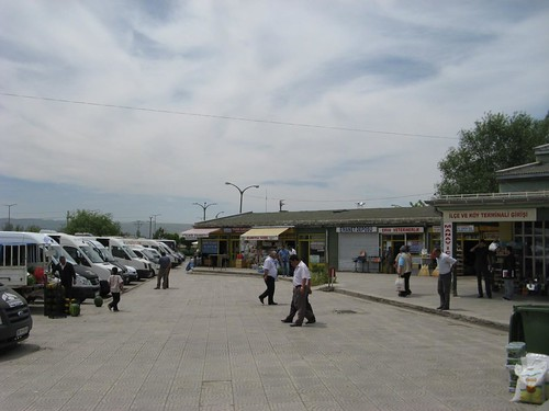 Otogar de Sivas, Turquia