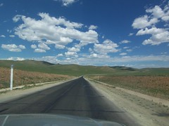 Travel to east Mongolia