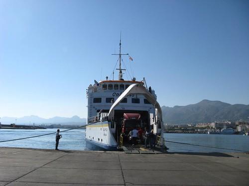Porto de Girne (Kyrenia), Chipre