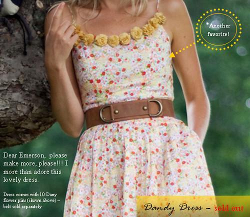 Dandy Dress