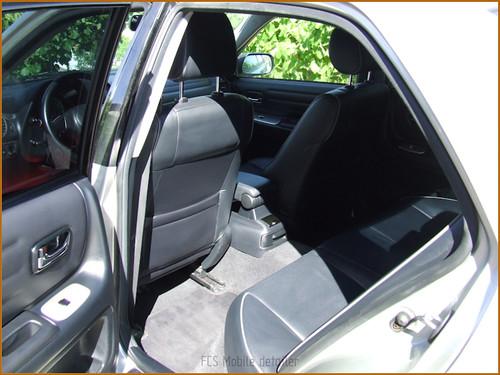 Detallado interior integral Lexus IS200-47