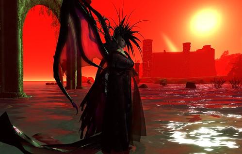 fallen geisha II