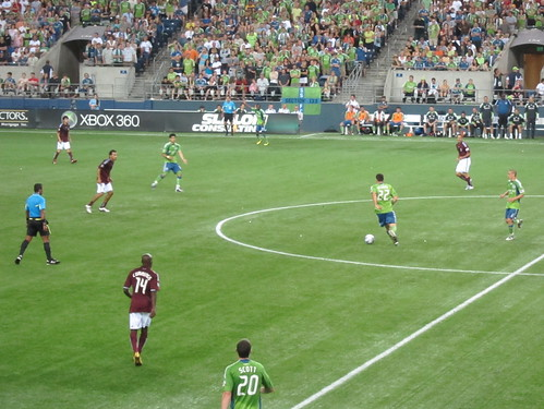 Sounders Win!