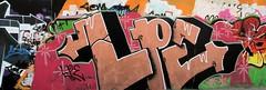 LPE (neppanen) Tags: streetart art finland graffiti helsinki legal lpe discounterintelligence suvilahti sampen