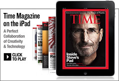 Time iPad magazine