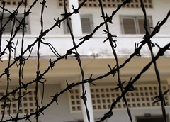 Barbed Wire to Prevent Suicide By Prisoners