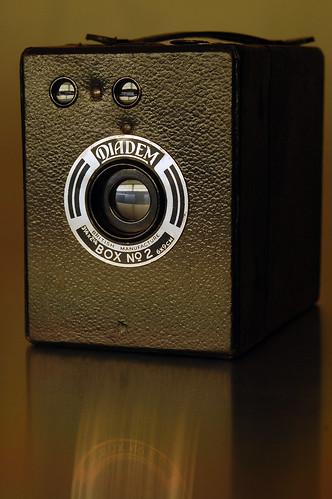 Coronet Diadem Box N.º 2