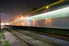 19434 @ Cascais (Bernardo Rafael) Tags: light luz portugal electric night train suburban rail ute noite emu passenger cp cascais gec comboio ferrovia automotora suburbano uqe eléctrica 3150 passageiros 3250 linhadecascais cplisboa tracçãoeléctrica commuterunit