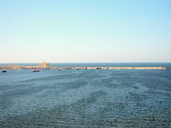 Egypt. Alexandria (dimaruss34) Tags: sea alexandria image citadel egypt fortqaitbay easternharbor egypt2010 dmitriyfomenko