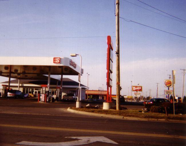 Speedway station, Saginaw MI