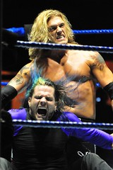 Jeff Hardy & Edge