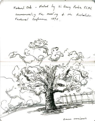 federal oak