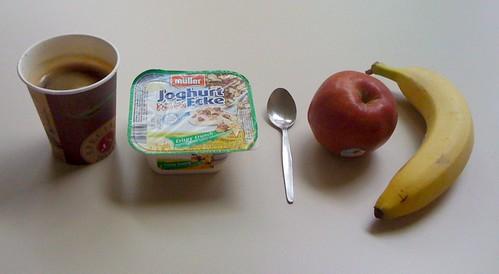 KnusperEcke Crispy Crunch, Apfel & Banane