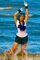 Sailor Neptun (Walter Pellegrini) Tags: portrait italy moon anime costume nikon comic cosplay manga rimini comix videogame fumetti cosplayer sailor uranus 2010 reportage neptun d700