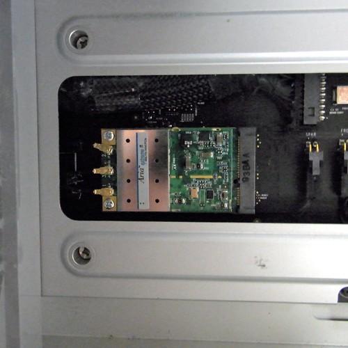MacPro wireless lan