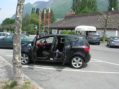 Testfahrt neuer Opel Meriva
