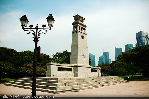 Singapore - The Cenotaph
