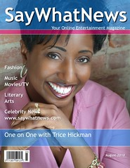Trice Hickman Interview