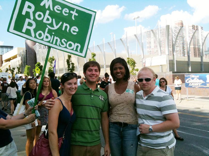 Robyne Robinson