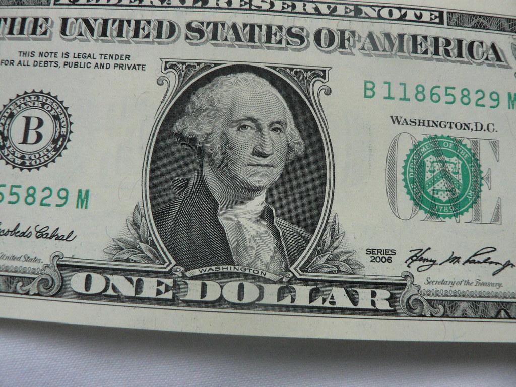 One Dollar by rychlepozicky.com, on Flickr