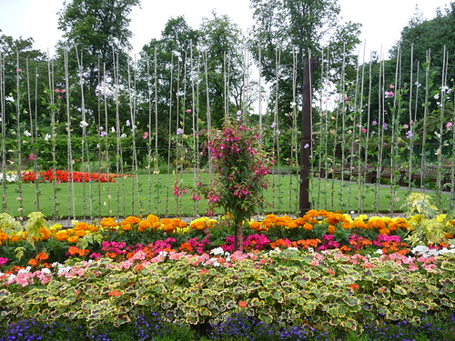 Garden at House for an Art Lover