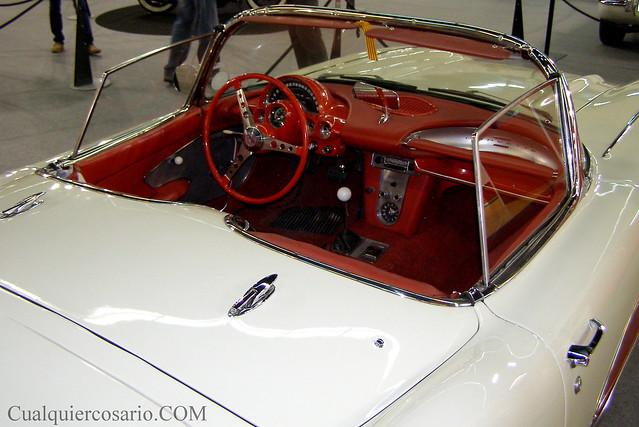 Clásicos - Chevrolet Corvette II