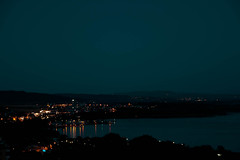 (Aaron_S.) Tags: night switzerland stblaise swissnationalday cantonofneuchatel switzerlandnightneuchatel