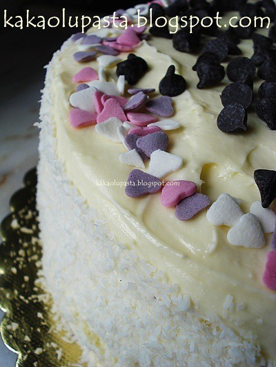 basic yellow cake _martha day