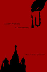 Eastern Promises 2 (mickeydesai) Tags: movie design films posters eastern minimalist mihir desai promises
