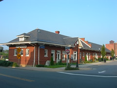 Appomattox Train Depot