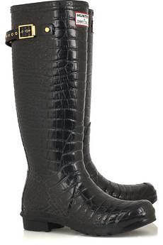 jimmy choo hunter wellington boots