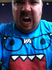 Dragon*Con Game Face (directorbear) Tags: portrait nerd