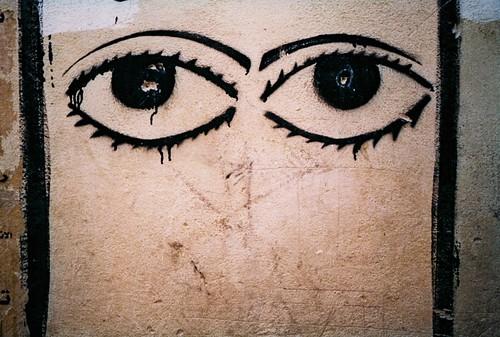 Los ojos del partido