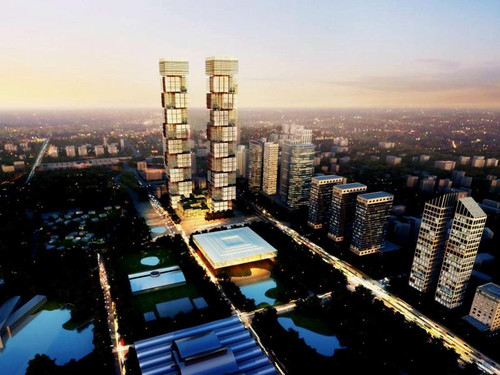 Hanoi Lotus Hotel Will Grow Up To 400m Vietnam Real
