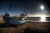 FR3 Dungeness (Romany WG) Tags: england abandoned beach boats kent fishing shingle coastline derelict vessels 2010 headland