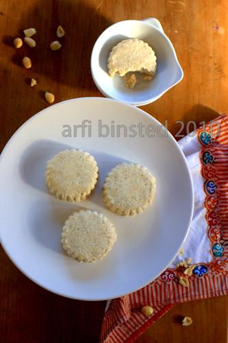 Kue/Kuih Bangkit/Bangket Kacang